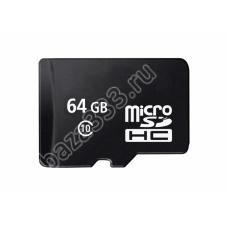 MicroSD карта 64 Гб